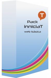 diseño web pack iniciat